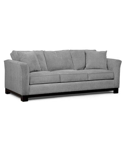 Kenton Fabric Sofa Queen Sleeper Bed Custom Colors