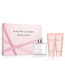 Romance Eau de Parfum 3-pc Gift Set