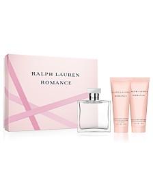 Ralph Lauren Romance Eau de Parfum 3-pc Gift Set