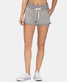 Juniors' Chill Fleece Shorts