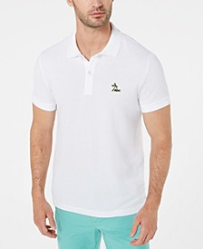 Men's Palm Tree Logo Polo