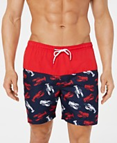 ff7617f30e Trunks Surf & Swim Co. Men's Lobster Colorblocked 6