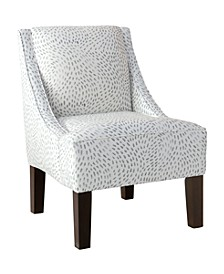 Glendale Swoop Arm Chair