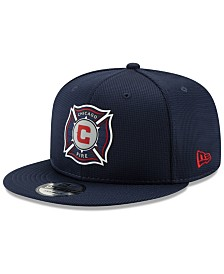 New Era Chicago Fire On Field 9FIFTY Snapback Cap