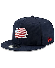 New England Revolution On Field 9FIFTY Snapback Cap
