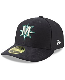 New Era Seattle Mariners Batting Practice Low Profile 59FIFTY-FITTED Cap