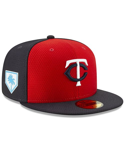 New Era Minnesota Twins Spring Training 59FIFTY-FITTED Cap