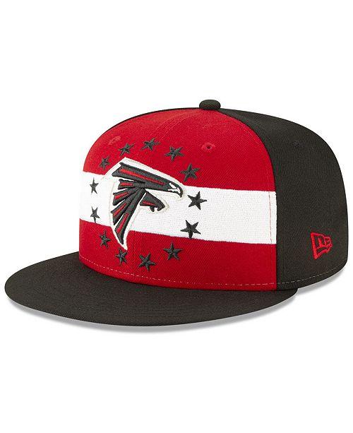 New Era Atlanta Falcons 2019 NFL Draft 59FIFTY Fitted Cap
