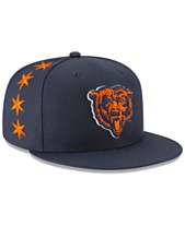 ac049f13350 New Era Chicago Bears 2019 Draft 59FIFTY Fitted Cap