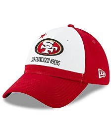 New Era San Francisco 49ers Draft 39THIRTY Stretch Fitted Cap
