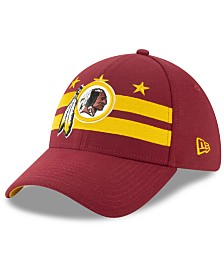 New Era Washington Redskins Draft 39THIRTY Stretch Fitted Cap