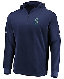 Men's Seattle Mariners Authentic Batting Practice Waffle Hoodie
