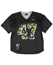 Men's Football Jersey Graphic T-Shirt