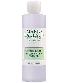 Mario Badescu Witch Hazel & Lavender Toner, 8-oz.