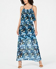 Petite Popover Maxi Dress
