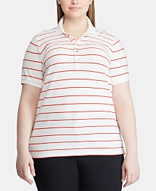 Lauren Ralph Lauren Plus Size Polo Shirt
