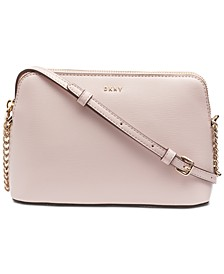 Leather Bryant Dome Crossbody