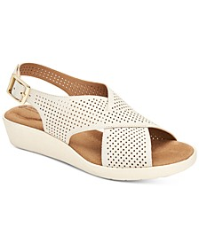 Falalah Wedge Sandals, Created for Macy's