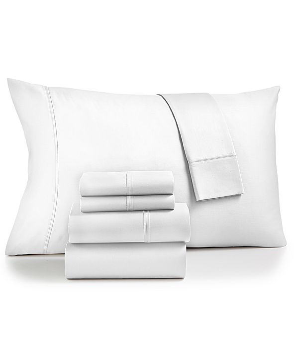 Fairfield Square Collection Sydney 6-Pc. Extra Deep Pocket King Sheet Set, 825-Thread Count Egyptian Blend, Created for Macy's