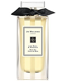 Jo Malone London Lime Basil & Mandarin Bath Oil, 1-oz.