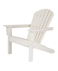 Seaside Adirondack Chair, Recycled Plastic