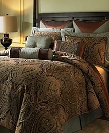 Hampton Hill Canovia Springs King 10 Piece Duvet Style Comforter Set