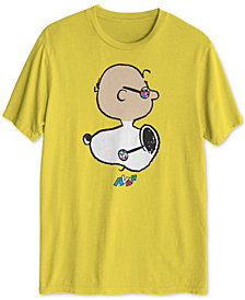 Peanuts Global Artist Collective AVAF Faceoff Men's Graphic T-Shirt