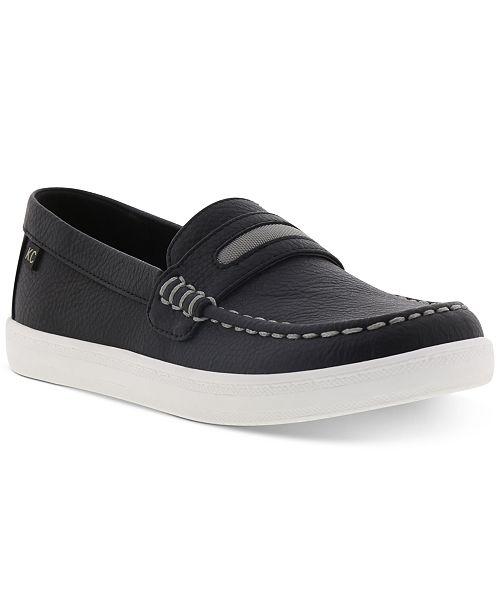 Kenneth Cole Little & Big Boys Simon Boat Shoes