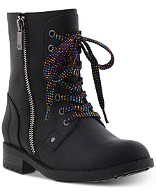 Kenneth Cole Little & Big Girls Autumn Low Boots