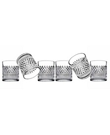 Sutter Double Old Fashion - Set of 6