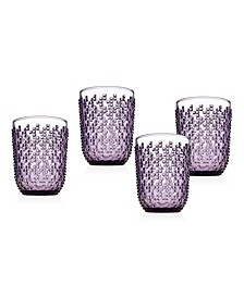 Alba Double Old Fashion - Set of 4