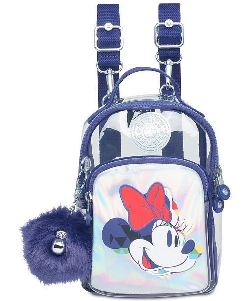 Kipling  Disney's®Minnie Mouse Alber 3-in-1 Convertible Bag Backpack