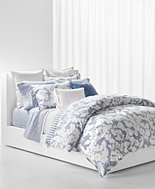 Willa Floral Full/Queen Duvet Set