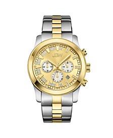 Men's Delano Diamond (1/5 ct.t.w.) Stainless Steel Watch
