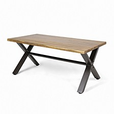 Sanibel Outdoor Coffee Table, Quick Ship