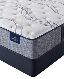 "Perfect Sleeper Trelleburg II 12"" Luxury Firm Mattress Set - King"