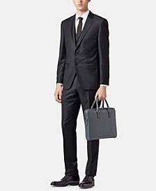 BOSS Men's T-Harvers4 Slim-Fit Tailored Wool Jacket