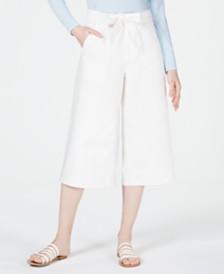 OAT Patch-Pocket Culotte Jeans