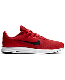 Men's Downshifter 9 Running Sneakers from Finish Line