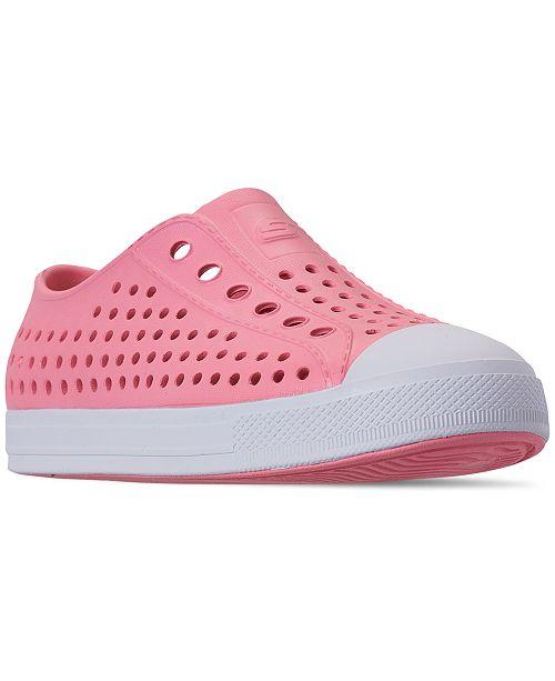 fff41014ccc1 ... Skechers Little Girls  Guzman 2.0 - Splash Brights Casual Sneakers from Finish  Line ...