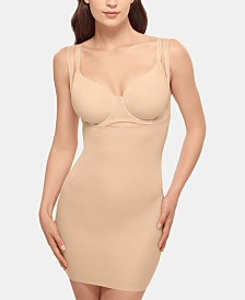 Wacoal Women's Inside Edit Firm Control Open Bust Shaping Slip 802307