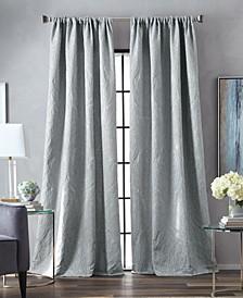 Martha Stewart Milan Pole Top Curtain Panel Collection