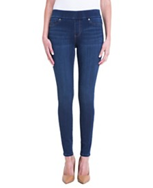 Sienna Pull-On Legging In Silky Soft Stretch Denim
