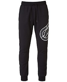 Ecko Unltd Men's Winning Thermal Sherpa Jogger