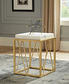 Pineville Square Accent Table