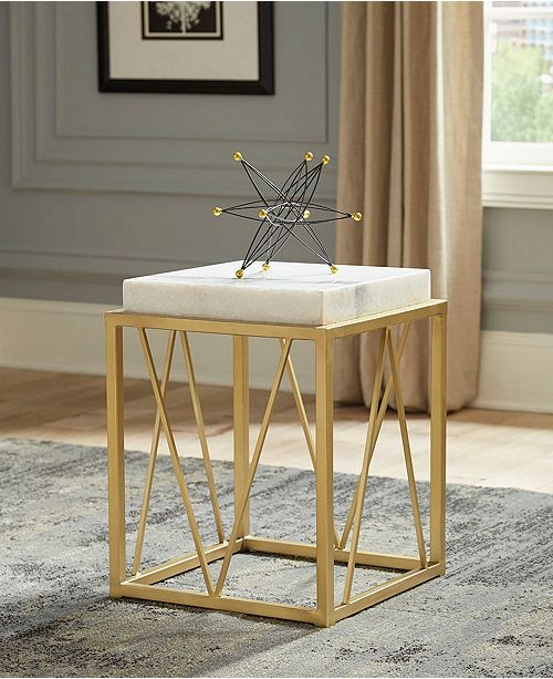 Coaster Home Furnishings Pineville Square Accent Table