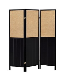 Marshall 3-Panel Folding Screen