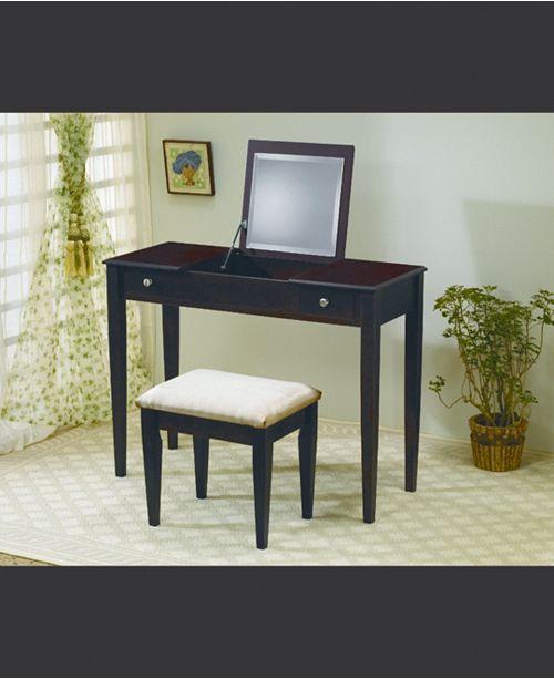Coaster Home Furnishings Carmelo 2-Piece Vanity Set