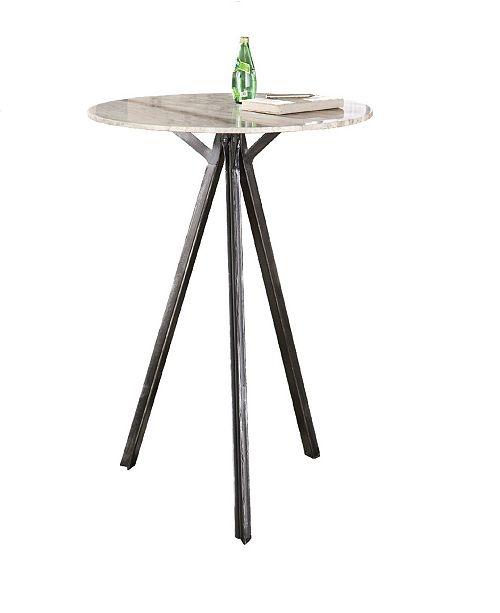 Coaster Home Furnishings Caleb Round Bar Table