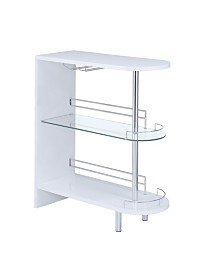 Anfernee 2-Holder Bar Table Glossy